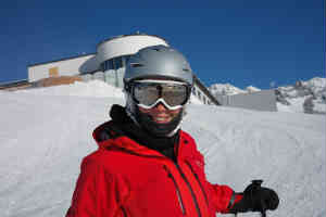 indendørs ski gave er altid sjovt for teenagere