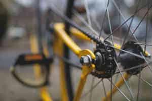 cykel er den tradiditionelle konfirmationsgave til drenge