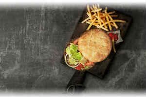 giv burger for 2 oplevelsesgaven til konfirmanden