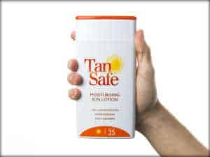 TanSafe beholder er både smart og praktisk som gaveide