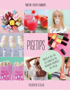 giv den søde bog om gode pigetips til teenagepiger